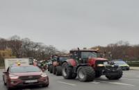 Titan Machinery bei der Bauerndemo am 26.11.2019